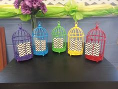 Second Grade Nest: Bird Cage Behavior Management (Monday Made It)