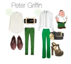 Peter Griffin - Family Guy fancy dress costume