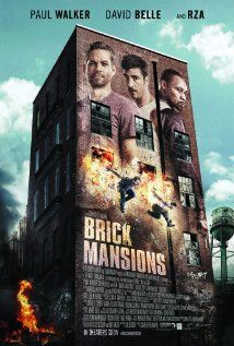 Brick Mansions (2014) another Michigan movie.  Paul walkers final film and a lot less scarry than jinn!