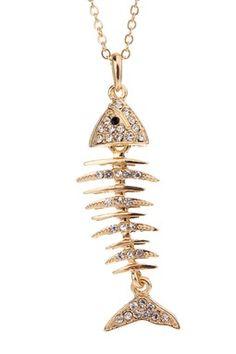 Guppie Necklace