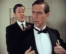 Hugh Laurie will always be Bertie Wooster to me! Gotta love the BBC