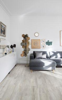 Santa Cruz 59143 - Wood Effect Luxury Vinyl Flooring - Moduleo Moduleo Flooring, Luxury Vinyl Flooring, Home Decor, Room Inspiration, House Interior, Home Deco, Floor Colors, Living Room Inspiration, Flooring Options