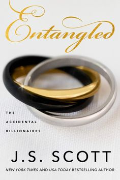 Book cover of Entangled (Accidental Billionaires series) by J. Scott, audiobook and ebook are free with Kindle Unlimited. Got Books, Books To Read, Js Scott, Billionaire Books, What To Read, Book Photography, Romance Books, Free Reading, Love Book