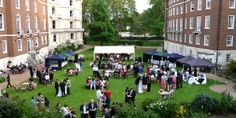 Planning a summer soiree? The rolling green lawns at Middle Temple Hall are just what you need. http://www.prestigiousvenues.com/venue/middle-temple-hall/