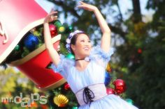 *Mickey's Christmastime Parade*