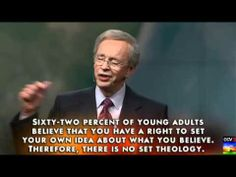 """In this message titled """"What You Believe - Does It Matter?"""", Dr. Stanley shares some very interesting statistics on what people believe regarding religion.    He talks about the importance of a relationship with Jesus Christ, and living according to His word, The Holy Bible.    To see the full, unedited sermon, or to order a DVD copy, please vis..."""