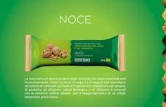 NOCE Prolive BIO - PROLIVE BIO Linea barrette proteiche nutrizionali