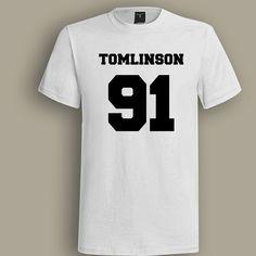 Louis Tomlinson One Direction DOB T-Shirt White T shirt, T shirt for Men, Women, Girl, Boy, XS, S, M, L, XL, XXL, 3XL,  Size, Customized