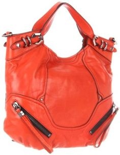 Oryany Handbags TG012 Satchel,Red,One Size: Price: $450.00 - FashionFilmsNYC.com