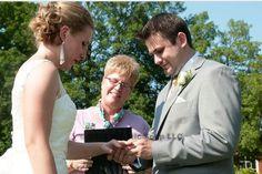 Tower Grove Park Wedding with Carolyn Burke Wedding Officiant #towergrovepark #stlwedding