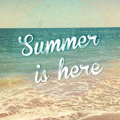 Summer is here... Καλό μήνα σε όλες τις φίλες και φίλους μας!!!