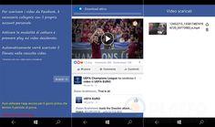 Video Downloader for Facebook – L'app per scaricare i video di Facebook su Windows 10 Mobile! http://www.sapereweb.it/video-downloader-for-facebook-lapp-per-scaricare-i-video-di-facebook-su-windows-10-mobile/        Video Downloader for Facebook Video Downloader for Facebook è una nuova applicazione realizzata da GSR Team, la software-house che ha realizzato app apprezzate come Film Online, Concert Online, Compress my video, arrivata da poche ore sullo Store di Windows