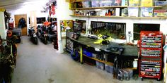 Mercenary Garage: Mercenary Garage