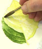 Susan's Priming Method #watercolorarts