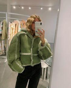 """Emili Sindlev on Instagram: """"Green teddy 💚"""""""