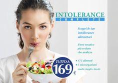 Con il test #Intollerance #Complete scopri le tue #intolleranze #alimentari, risolvi i problemi #digestivi e migliora la #detossificazione attraverso un #analisi #completa del #microbioma #intestinale.  _______________________________________  Prenota anche tu un test Intollerance Complete, chiama il numero verde ☎800194063  #dnadiet #dna #intollerance #complete #intolleranze #alimentari #test #ematico #5microrganismi #muffe #funghi #lieviti #nutrizione #alimentazione #medicalProForma…