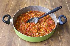 Gnocchi, Mozzarella, Chili, Lactose Free, Paella, Barbecue, Food And Drink, Cooking, Ethnic Recipes