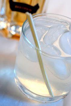 st germain gin n tonic