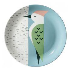Plato cerámica Pic Verde Donna Wilson Infantil- Amplia gama de Design en Smallable, el Family Concept Store - Más de 600 marcas.