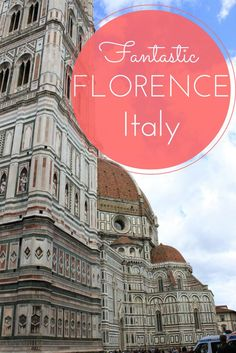 Florence is an amazing city with so much to see and do that a whole lifetime seems barely enough. Seeing world famous works of art in the cradle of the Renaissance is a quasi-religious experience, somewhat marred by throngs of visitors. It's the price we have to pay.