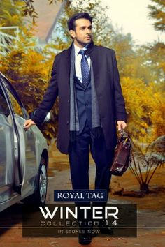 Royal Tag men suits 2014