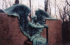 Tucked away in the back of one of the top ghost hunting cemeteries in Ohio sits a striking grave marker that a number of paranormal investors...