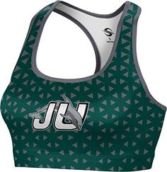9ea8a7d726 ProSphere Womens Jacksonville University Geometric Sports Bra XXLarge --  You can get more details by