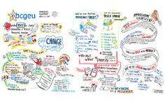 live graphic recording / graphic facilitation at the BCGEU's first Aboriginal Roundtable in 2014. Bringing indigenous movements and union movements closer together. Stronger together!
