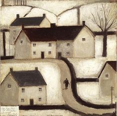 John Caple Old Jack Frost the Almanac Seller, Somerset Mixed media on board
