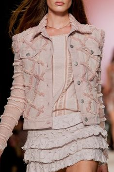 Isabel Marant at Paris Fashion Week Spring 2014 - StyleBistro