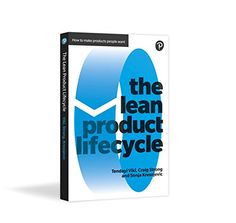 The Lean Product Lifecycle: A playbook for making products people want Innovation, Product Development, People, Books, How To Make, Amazon, Products, Libros, Amazons