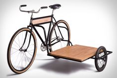 Carrying your load with your bike can't be difficult, you need to use a cargo bike or a sidecar bike just like this unit from Horse. This Sidecar Bicycle Velo Design, Bicycle Design, Custom Motorcycles, Custom Bikes, Custom Choppers, Vintage Motorcycles, Custom Cars, Bicycle Sidecar, Velo Retro