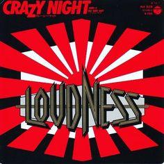 ラウドネス‼ #followme #ラウドネス #loudness #芸術 #vowwow #metal #ハードロック #rock #sexy #ヘヴィメタル #hr #海 #sound #love #ファッション #写真 #愛 #愛猫 #cd #音楽 #レコード #instagood #好き #happy #photo #cute #和服 #日本 #beautiful #癒し Crazy Night, Rock Artists, Pop Rocks, Buick Logo, Loudness, Logos, Lazy, Aesthetics, Metal