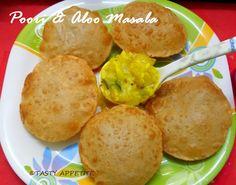 Poori & Aloo Masala