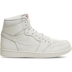 newest collection f872c 23b0c Nike Air Jordan 1 Retro leather high-top trainers ( 145) ❤ liked on. Mens  High Top ShoesMen s High Top SneakersRetro ...