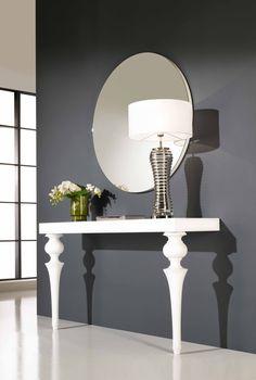 Móveis para o Hall de entrada Furniture for Hall www.intense-mobiliario.com  WALLY