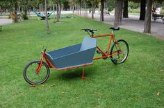How To Build A 2 Wheel Cargo Bike - Living Green And Frugally