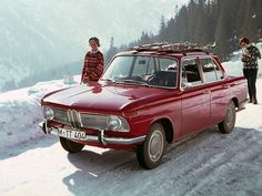 Great pic of old BMW