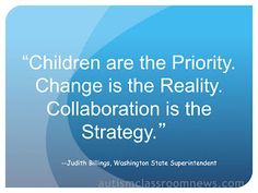 Its All About the Student by Autism Classroom News: http://www.autismclassroomnews.com