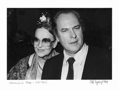 Geraldine Page Rip Torn/ married 24 years until her death. He then married Amy Wright 2 years later and has been married 24 years Geraldine Page, Michelle Phillips, Dennis Hopper, Growing Old Together, Famous Couples, Movie Stars, Movie Tv, Marriage, 24 Years