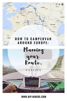 How to Campervan around Europe: Planning Your Route — Hiphikers VANLIFE – How to Campervan around Europe: Planning Your Route Road Trip Europe, Travel Europe, Backpacking Europe, Christmas Travel, Christmas Ad, Mobiles, London Travel Guide, Plan Your Route, Europe