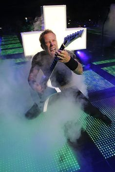 James from Metallica