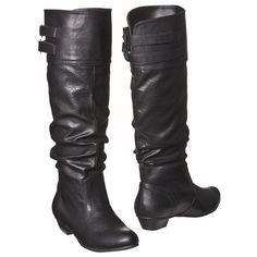 Women's Mossimo® Kailey Boot - Black