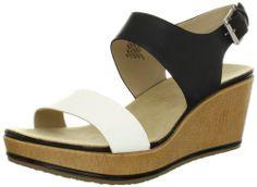 Easy Spirit Women's Caravelli Ankle-Strap Sandal,Black/White Leather,8 M US Easy Spirit,http://www.amazon.com/dp/B00BZWFF52/ref=cm_sw_r_pi_dp_BE.Atb1V6BFBCVZH