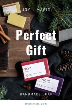 Put a smile on their faces with thoughtful consumable gifts for those who live a slow, intentional lifestyle. Self care at its best.