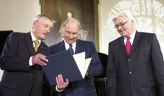 "His Highness the Aga Khan ""Tolerance"" award at the Tutzing Evangelical"