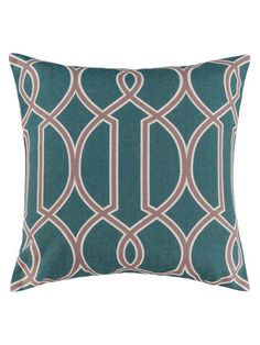 Intersecting Lines Pillow by Surya at Gilt