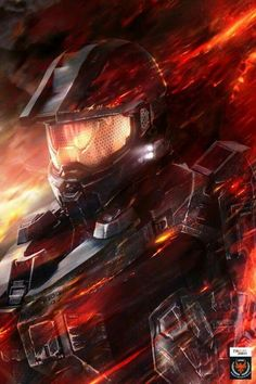 Pin by Brendan Laughy on Halo Halo Master Chief, Halo Game, Halo 5, Gaming Wallpapers, Animes Wallpapers, Batman Beyond, Wolverine Comic, Marvel Comics, Deathstroke