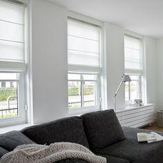 Afbeeldingsresultaat voor raambekleding kleine ramen