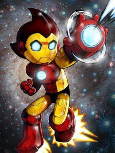 Iron Astro Boy